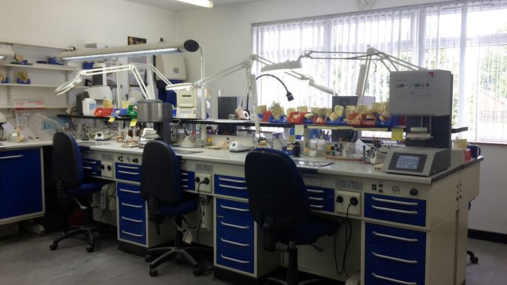 Dundee dental lab